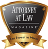 Attorney At Law badge image